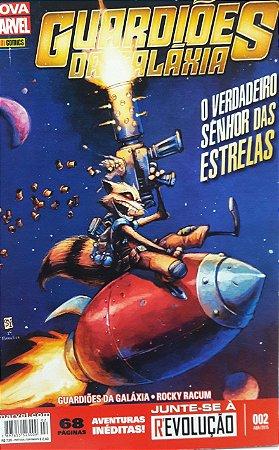 Guardiões da Galaxia #2 Nova Marvel - Ed. Panini