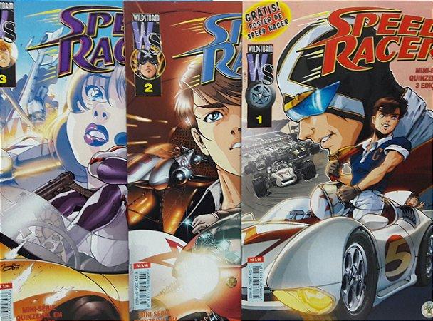 Speed Racer Mini-Série - Ed. Abril