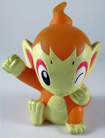 Bandai Nintendo Pokemon Dedoche Chimchar