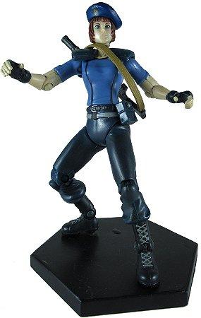 Toy Biz Resident Evil 1 Jill Valentine Figure Loose