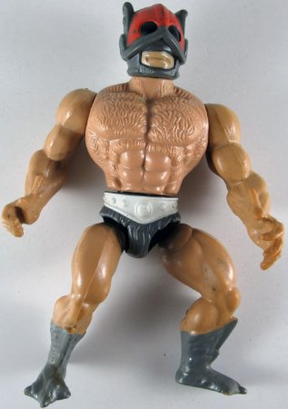 Estrela He-Man Motu Zodac Vintage Figure Loose
