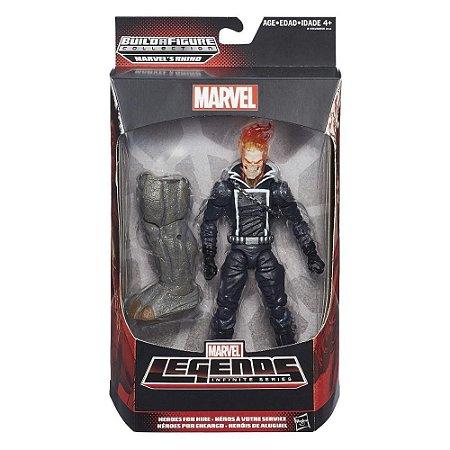 Marvel Legends Ghost Rider (BAF Rhino)