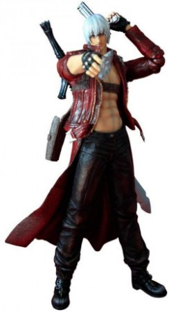 Square-Enix Devil May Cry 3 Dante Play Arts Kai Action Figure