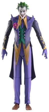 Mattel DC Comics Unlimited Injustice The Joker (Coringa)