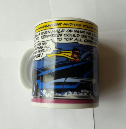 CANECA ORIGINAL BATMAN