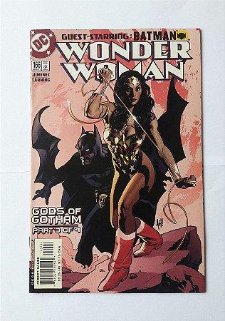 Wonder Woman #166 Importada