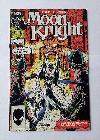 MOON KNIGHT FIST OF KHONSHU #1 - 1985 - Importada