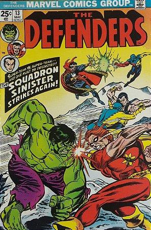 The Defenders #13 - Importada