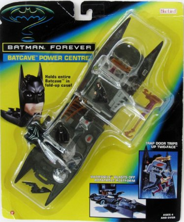 Kenner Batman Forever Batcave Power Center Vintage 1995 Playset