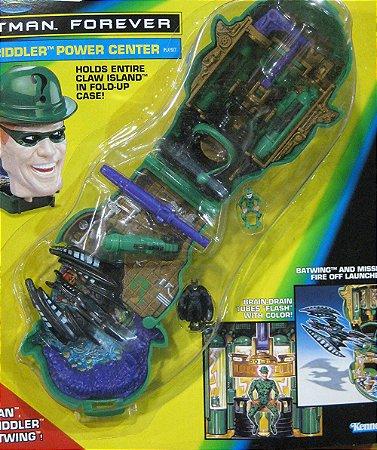 Kenner Batman Forever The Riddler (Charada) Power Center Vintage 1995 Playset