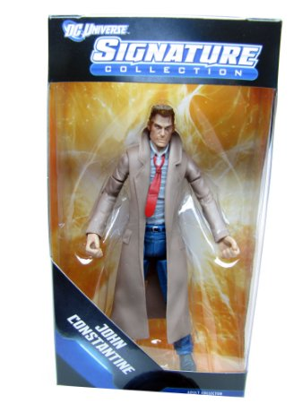 John Constantine DC Universe Signature Collection