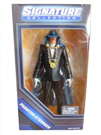 Phantom Stranger (Vingador Fantasma) DC Universe Signature Collection
