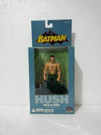 Ra´s Al Ghul DC Direct Hush Series