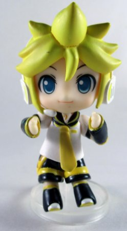 Goodsmile Vocaloid Kagmine Len Nendoroid Petit Loose