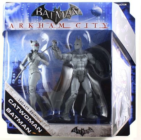 Catwoman Batman Arkham City Legacy Edition