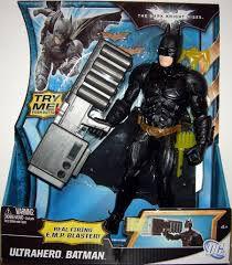 Ultra Hero Batman com EMP Blaster