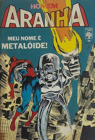 Homem-Aranha #46 - Ed. Abril