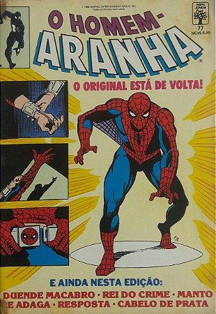 Homem-Aranha #77 - Ed. Abril