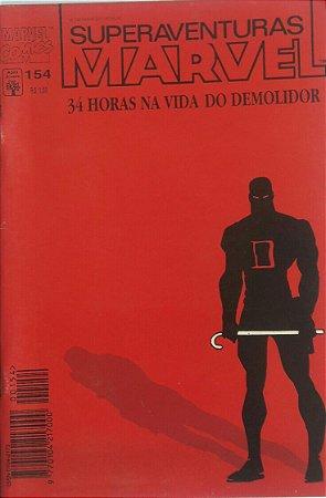 SuperAventuras Marvel #154 - Ed. Abril