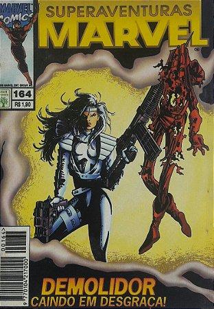 SuperAventuras Marvel #164 - Ed. Abril