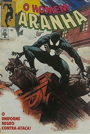 Homem-Aranha #81 - Ed. Abril