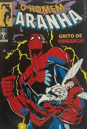 Homem-Aranha #84 - Ed. Abril