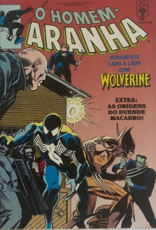 Homem-Aranha #96 - Ed. Abril