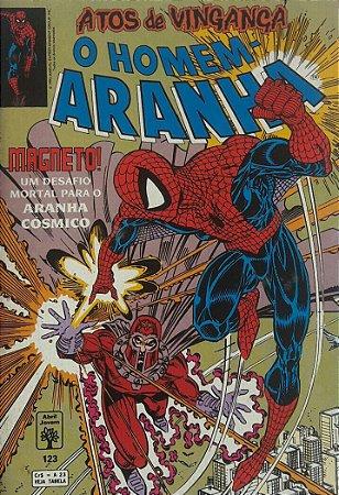 Homem-Aranha #123 - Ed. Abril