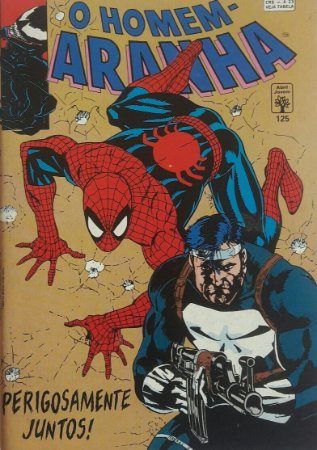 Homem-Aranha #125 - Ed. Abril