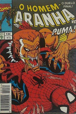 Homem-Aranha #134 - Ed. Abril