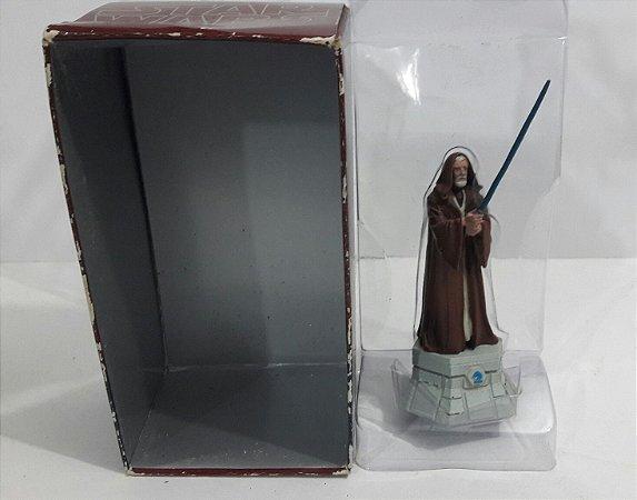Obi_Wan Kenobi Xadrez Planeta DeAgostini