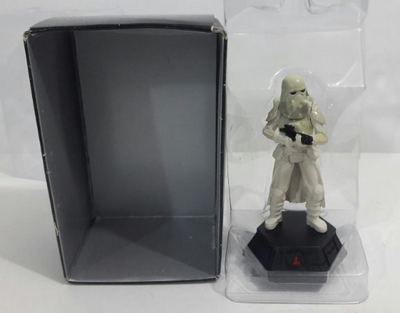 SnowTrooper Xadrez Planeta DeAgostini