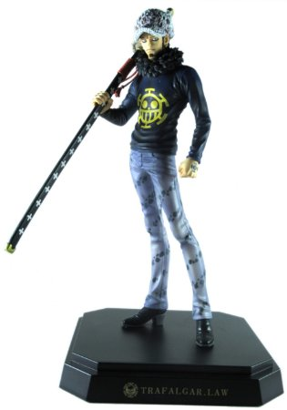 Banpresto Ichiban Kuji One Piece Trafalgar Law Prize A Loose