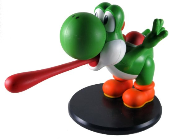 Taito Nintendo Super Mario Bros Yoshi Magic Lamp Loose