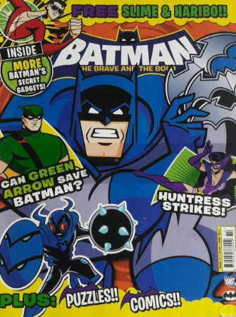 Batman The Brave And The Bold #14 Importada