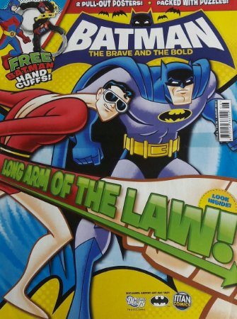 Batman The Brave And The Bold #6 Importada