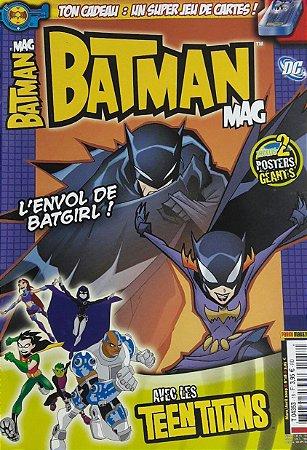 Batman L`Alliance Des Heroes #18 Importada (França)