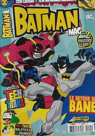 Batman L`Alliance Des Heroes #11 Importada (França)