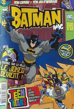 Batman L`Alliance Des Heroes #9 Importada (França)