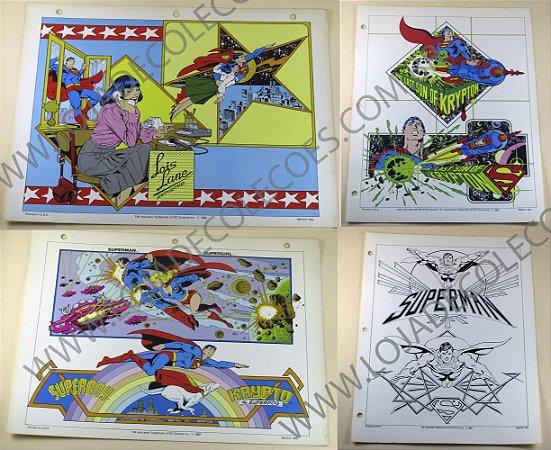 Arte José Luis García-López Superman