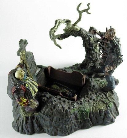 McFarlane Toys Spawn Mini Diorama Playset - Spawn e Clown