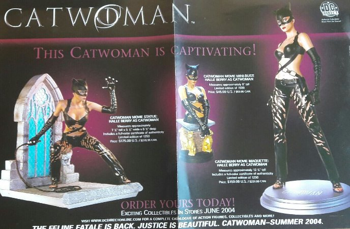 Poster Toys  Catwoman Halle Berry
