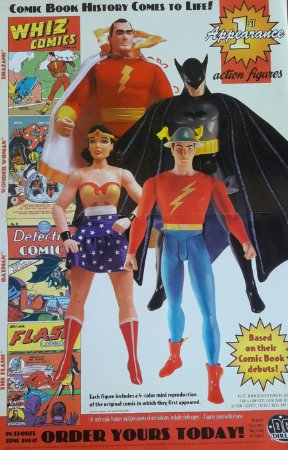 Poster Toys  First Appearance