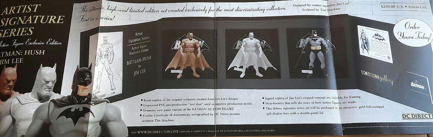 Poster Toy Batman Hush Jim Lee