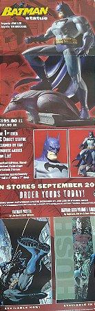 Poster Toy Batman Estatue Jim Lee