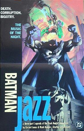 Poster Batman Jazz