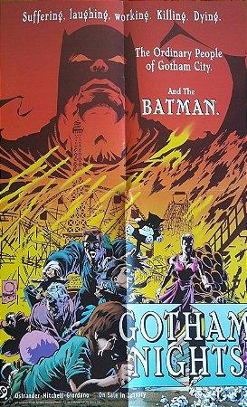 Poster Batman Gotham Nights