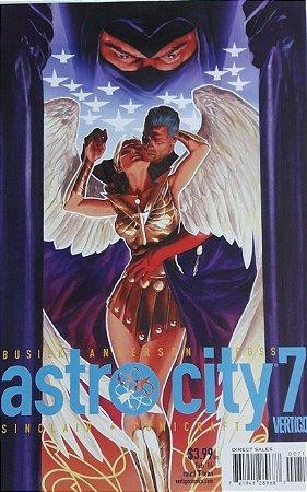 Astro City #7 Vertigo Importada