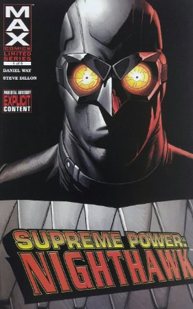 Supreme Power: Nighthawk #1 Importada