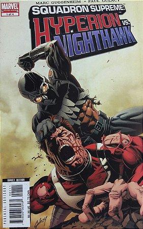 Squadron Supreme: Hyperion vs Nighthawk #1 Importada